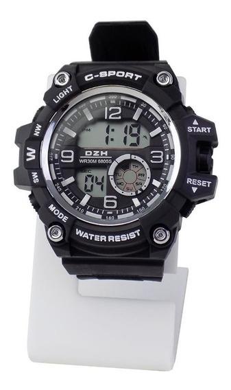 Relógios Baratos Masculino Digital A Prova Dágua Original