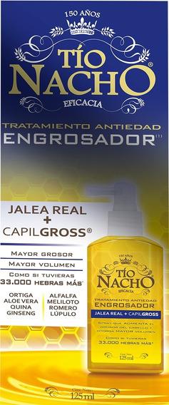 Spray Antiedad Tio Nacho Sistema Engrosador X 125 Ml
