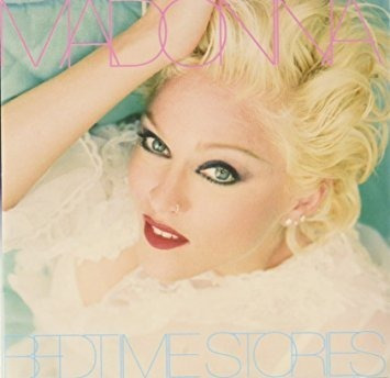 Cd Madonna - Bedtime Stories