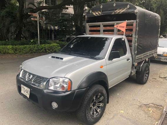 Nissan Frontier Motor 2500 Diésel