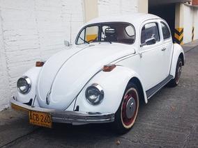 Volkswagen Escarabajo Restaurado