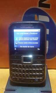 Motorola Ex 116 Motokey Para Personal