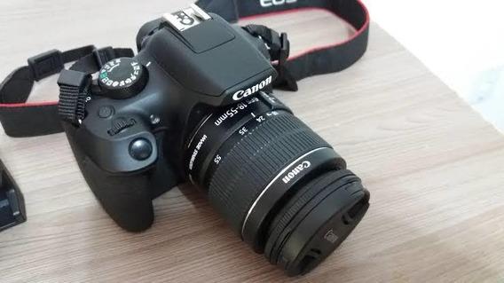 Câmera Profissional Cannon T6Sd 64 Gb