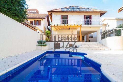 Casa Com 3 Dormitórios À Venda, 402 M² Por R$ 2.000.000,00 - Barão Geraldo - Campinas/sp - Ca2744