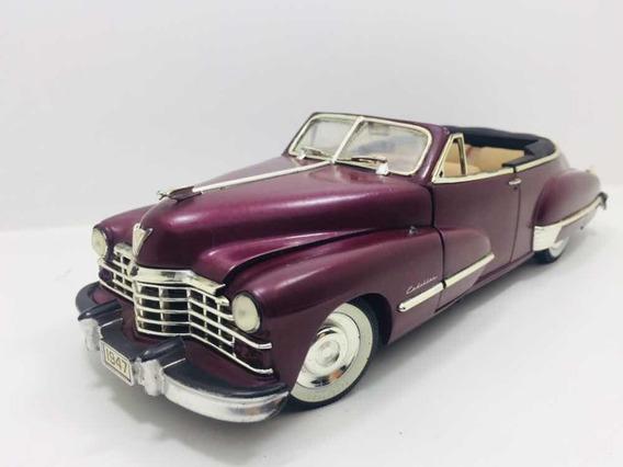 Miniatura 1947 Cadillac Series 62 Vinho Anson 1/18