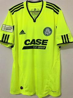 Camisa Palmeiras Usada Jogo Derby #335 Brasileiro 2010