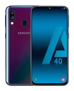 Samsung Galaxy A40 2019 64gb   4gb Nuevo Sellado Libre Msi