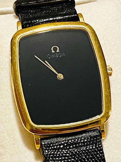 Reloj Omega De Ville Cuarzo Para Caballero Vintage