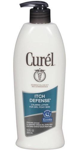 Defensa De Curel Itch Sin Perfume Loción Para Seco