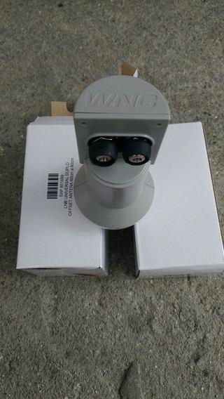 Kit Com 10 Lnb Duplo Universal