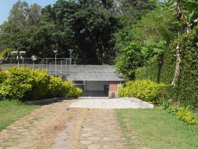 Casa Em Granja Nossa Senhora Aparecida, Embu Das Artes/sp De 1000m² 4 Quartos À Venda Por R$ 1.250.000,00para Locação R$ 7.000,00/mes - Ca120269lr