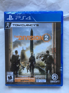 The Division 2 Ps4 (sellado) Envíos Todo Chile