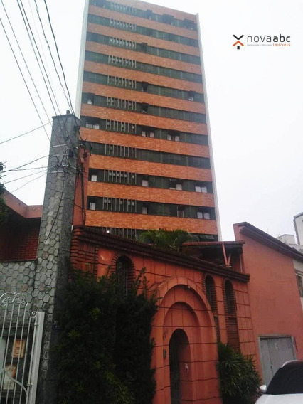 Apartamento Com 4 Dormitórios À Venda, 176 M² Por R$ 730.000,00 - Vila Bastos - Santo André/sp - Ap0871