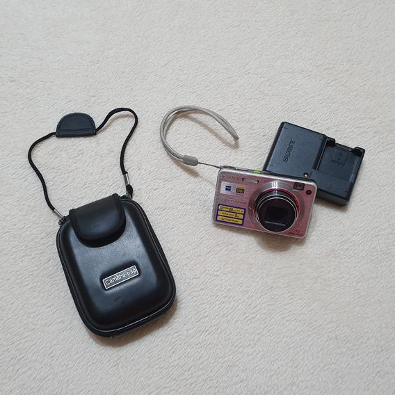 Câmera Digital Sony Cybershot Dsc W170 - 10 Megapixels.