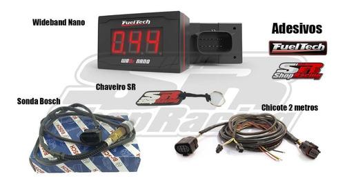 Wideband Meter Nano Fueltech Com Sonda Bosch Chicote Brindes