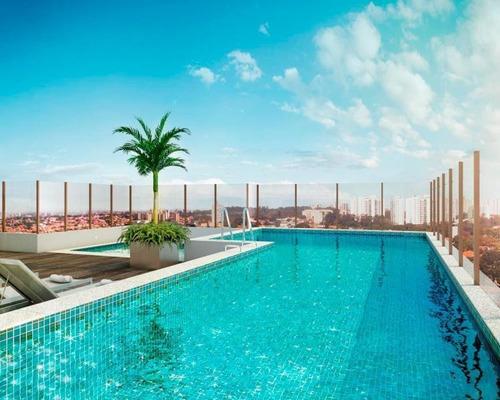 Apartamento Para Venda Em São Paulo, Sumaré, 2 Dormitórios, 1 Suíte, 2 Banheiros, 1 Vaga - Cap2742_1-1260109