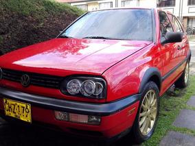 Hermoso Volkswagen Golf Gl