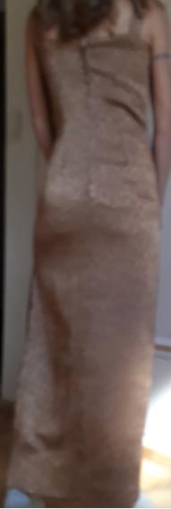 Vestido De Fiesta Con Saco Incluido. Un Solo Uso.