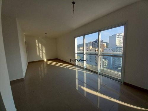Imagem 1 de 29 de Apartamento Com 3 Dorms À Venda, 105 M²  - Ponta Da Praia - Santos/sp - Ap2310