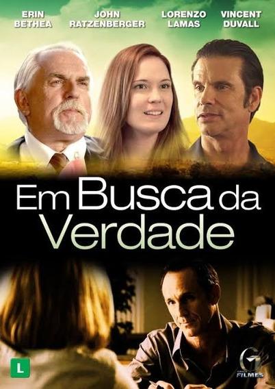 Dvd Filme Em Busca Da Verdade - Graça Filmes Lacrado!!!