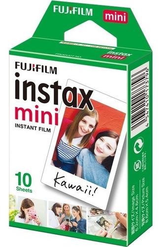 Filme Instax Mini Instant Film 10 Poses Fujifilm Instax Film