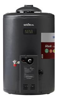 Termotanque Señorial 50 Gas Black 2.0 Gratis Todo El Pais