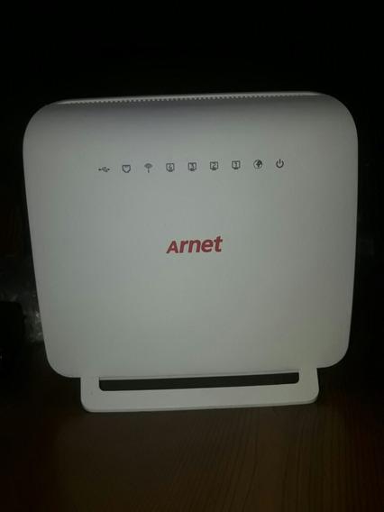 Modem Wi-fi Zyxel Arnet-telecom Vmg1312-b1ob