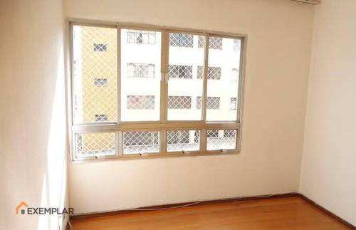 Imagem 1 de 11 de Apartamento Com 2 Dormitórios Para Alugar, 59 M² Por R$ 1.900/mês - Vila Paulicéia - São Paulo/sp - Ap1858