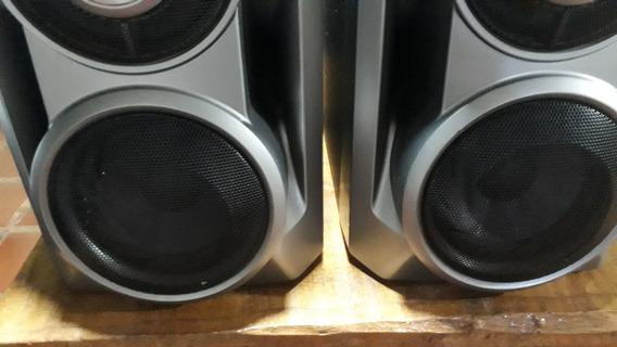 Par De Caixas Sony Acústica Ss-dx7, Frete Gratis
