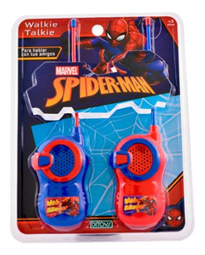 Spiderman Walkie Talkie Cuotas