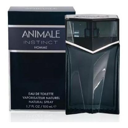 Perfume Animale Instinct Masculino 100ml Lacrado Original