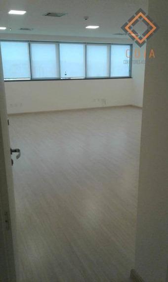 Conjunto À Venda, 50 M² Por R$ 550.000,00 - Higienópolis - São Paulo/sp - Cj19157