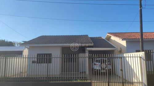 Imagem 1 de 9 de Casa Com 3 Dormitórios À Venda, 150 M² Por R$ 420.000 - Na Região Da Vila A - Ca0635