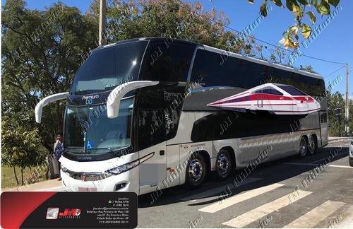 Paradiso 1800 Dd G7 Ano 2019 Scania K440 64 Lug Jm Cod.402