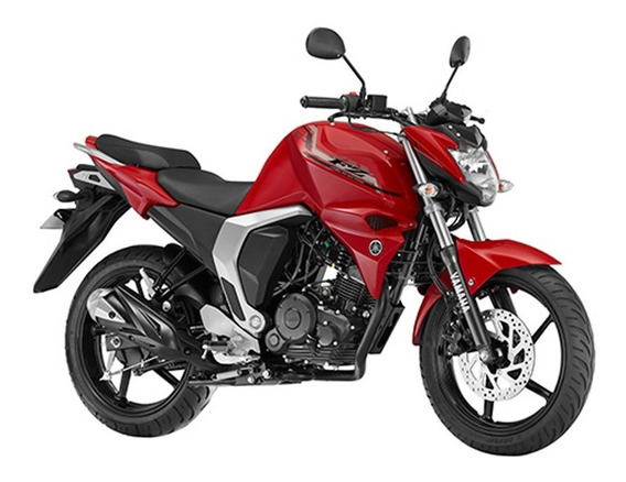 Yamaha Fz 2.0 2020 Roja