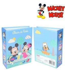 Album De Fotos Infantil Mickey Para 80 Fotos 10x15
