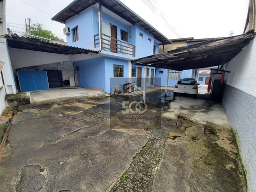 Prédio À Venda, 350 M² Por R$ 583.000,00 - Capoeiras - Florianópolis/sc - Pr0002