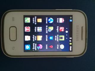 Celular Samsung Galaxy Pocket Gt S5300b Branco