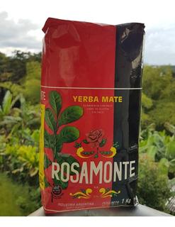 Yerba Mate Rosamonte 1 Kg - kg a $29000