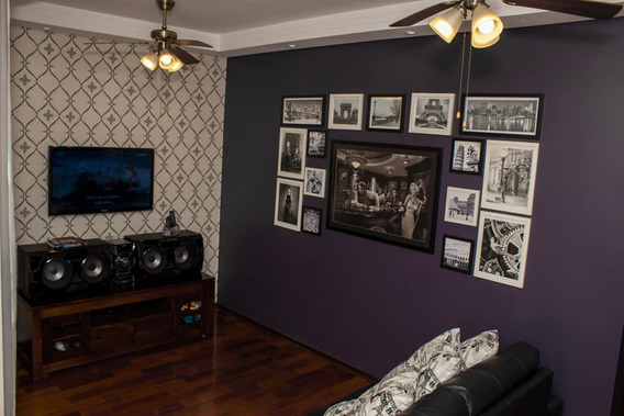 Casa Mobiliada Reformada 150m² - Nova Odessa - Santa Rosa