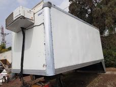Caja Refrigerada De 4.90 Metros De Largo Con Thermoking V500