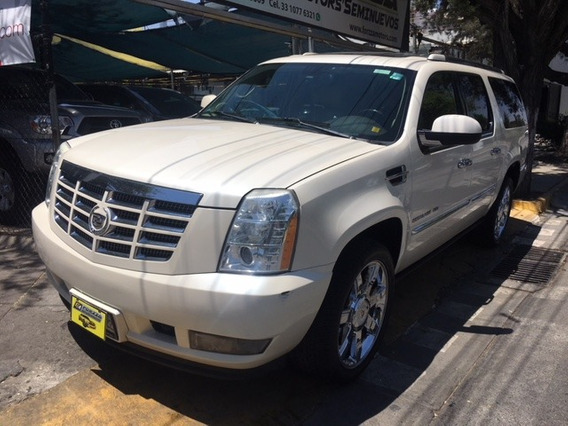 Cadillac Escalade Esv 6.2 C Esv At