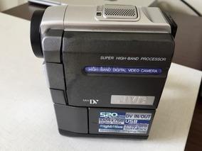 Câmera Filmadora Minidv Jvc Super Compacta