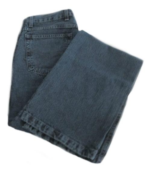 Calça Jeans Masculina Reta 100% Algodão Oferta 38 (24691)