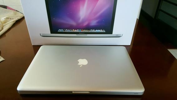 Macbook Pro I7 500gb Ssd