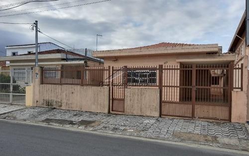 Imagem 1 de 15 de Casa 3 Dormitórios Na Maracanã Em Praia Grande - Sp