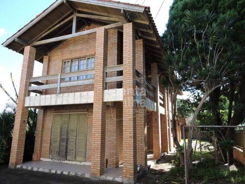 Imagem 1 de 18 de Casa No Campeche, Próximo Da Praia, 3 Dormitórios - Ca2116