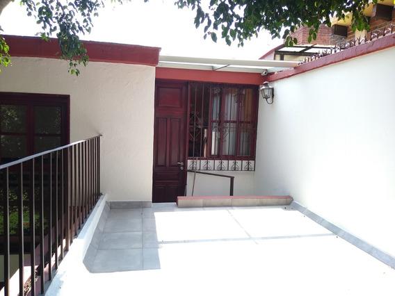 Hermosa Casa Remodelada En Lomas De Tecamachalco