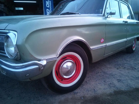 Ford Falcon 72 Standar Con 162.000 Kms Reales
