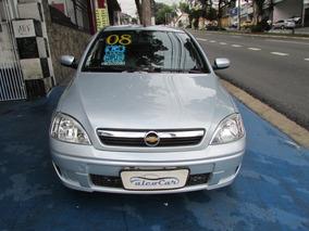 Gm Corsa Sedan Premium 1.4 / Completo / 2008